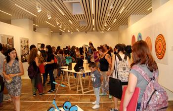 Exposición Alumnado de la León Ortega