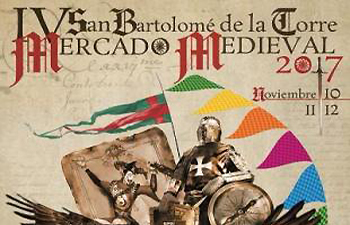 IV Mercado Medieval de San Bartolomé de la Torre.