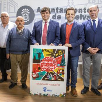 Programación Navidad Huelva
