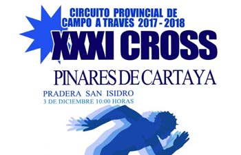 XXXVI Cross Pinares de Cartaya