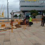 Comienzan las obras de los 11 kilómetros de vía ciclista en Huelva capital