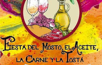 Fiesta del Mosto, el Aceite, la Tostá y la Carne Gibraleón