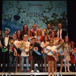 Reinas Juvenil e Infantil del Carnaval de la Luz 2018