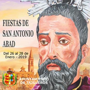 Fiestas Patronales de San Antonio Abad 2019 Trigueros
