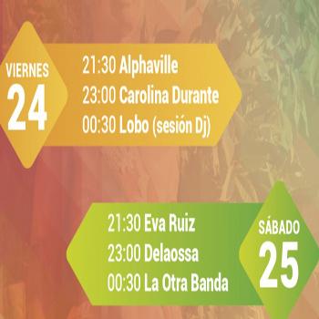 Conciertos Viernes San Sebastián