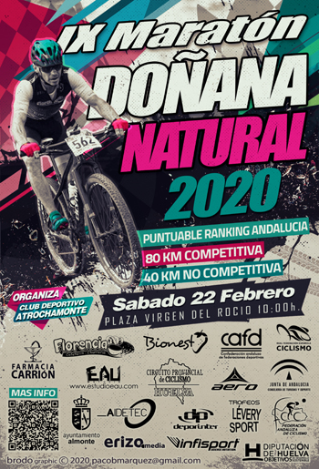 IX Maratón Doñana Natural 2020