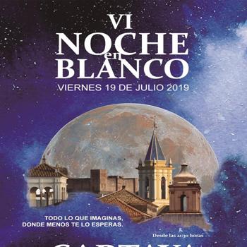 VI Noche en Blanco en Cartaya