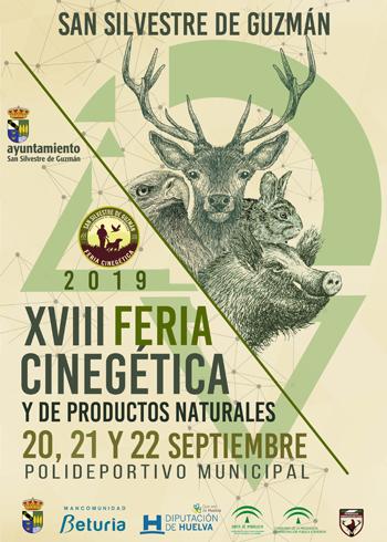 XVIII Feria Cinegética Beturia 2019 San Silvestre de Guzmán