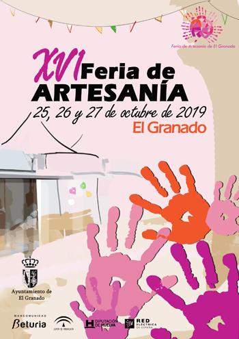 XVI Feria de Artesanía El Granado 2019