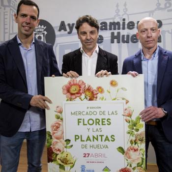 II Mercado de Flores y Plantas Huelva
