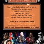 El Foro Iberoamericano acoge este viernes un recorrido por 'La esencia del fandango'