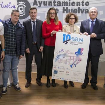 II edición de la carrera '10K Huelva Puerta del Descubrimiento'