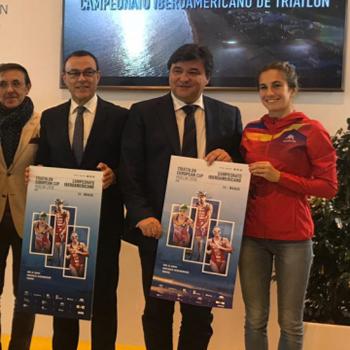 Campeonato Iberoamericano de Triatlón y la primera prueba de la Copa de Europa