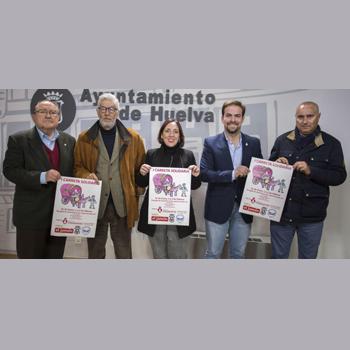 I Carreta Solidaria Huelva