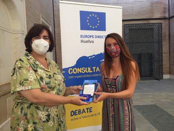 Concurso de fotografía con móviles 'Europa en Huelva'