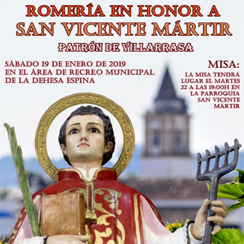 Romeria San Vicente 2019 Villarrasa