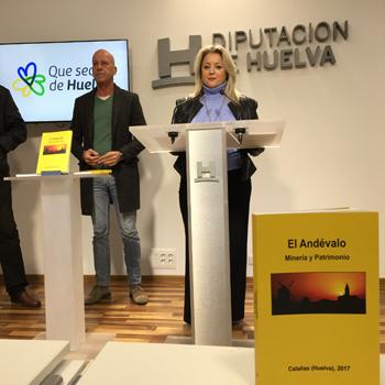 Diputación difunde el contenido de las Jornadas del Andévalo