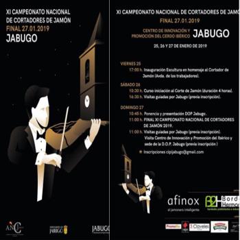 XI Campeonato Nacional de Cortadores de Jamón- Jabugo