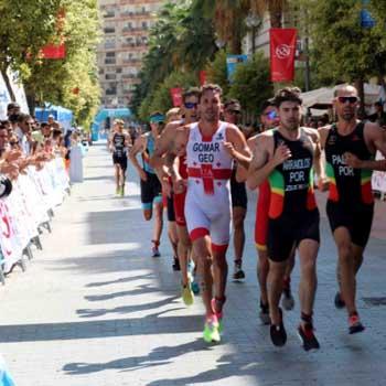 Huelva unirá lo mejor del triatlón de Iberoamérica y Europa