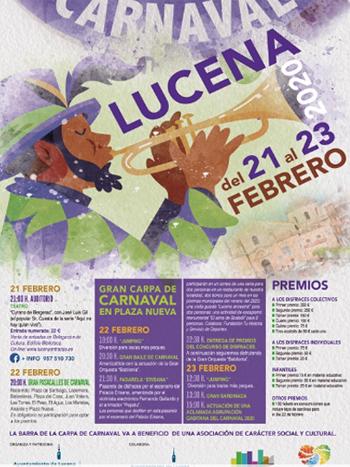 Carnaval de Lucena 2020