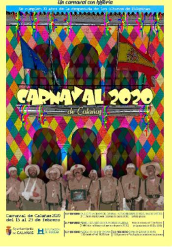 Carnaval de Calañas 2020