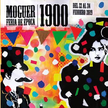 FERIA DE ÉPOCA MOGUER 1900