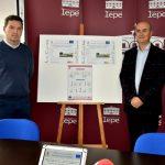 7 nuevos parques biosaludables de Lepe