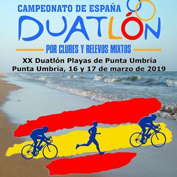 Campeonato de España de Duatlón por equipos y relevos mixtos