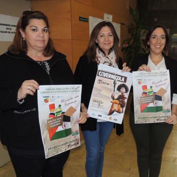 II Sesión de Cine Solidario a beneficio de 'Caravana por la Paz'