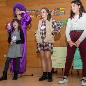 Inahia Blanch Pozuelo, elegida nueva alcaldesa infantil
