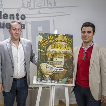 I Feria del Gurumelo Huelva