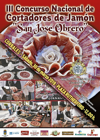 III Concurso Nacional de Cortadores de Jamón 'San José Obrero'