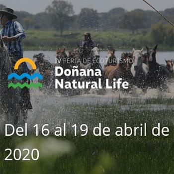 VI Feria de Ecoturismo Natural Life Doñana