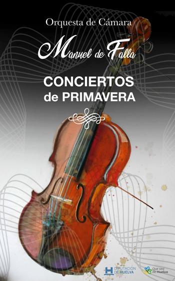 Conciertos de Primavera de la Orquesta Manuel de Falla de Bollullos