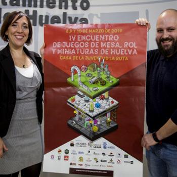 IV Encuentro de Juegos de Mesa, Rol y Miniaturas'