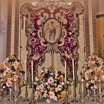 Romería de Santa Eulalia Almonaster la Real