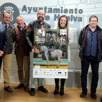 II Concurso Nacional B de Doma Vaquera 'Ciudad de Huelva'