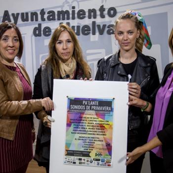 Gran festival solidario 'Pa'lante Sonidos de Primavera'