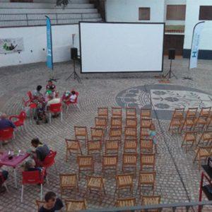 Diputación lanza la convocatoria de la campaña 'Cine en el pueblo'