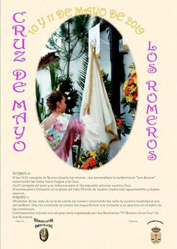 Cruz de Mayo Los Romeros – Jabugo