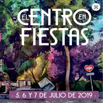 El Centro en Fiesta Aracena 2019