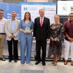 La periodista Raquel Rendón recoge el Premio Huelva de Periodismo
