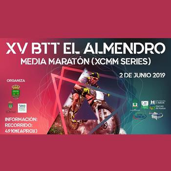 XV Ruta BTT El Almendro de Media Maratón