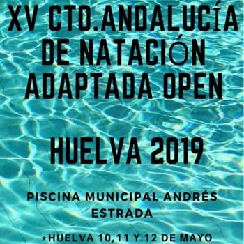 XV Campeonato de Andalucía de Natación Adaptada Open