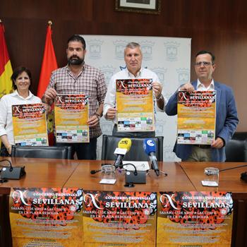 Cartaya acoge este sábado el X Concurso Provincial de Sevillanas