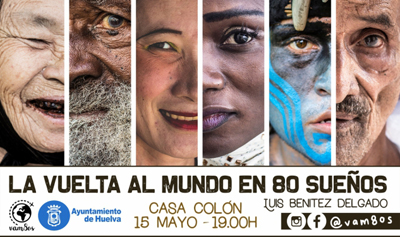 Exposición 'La vuelta al mundo en 80 sueños'