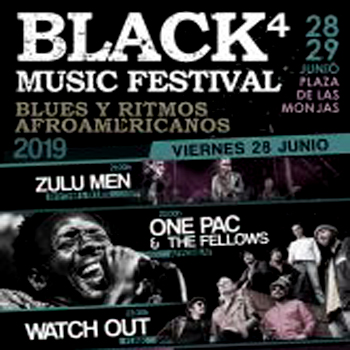 "4ª Edición del Festival ""Black Music Fest Huelva"""