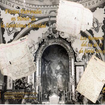 Fiestas Patronales en Honor a la Santísima Trinidad -Los Romeros 2019