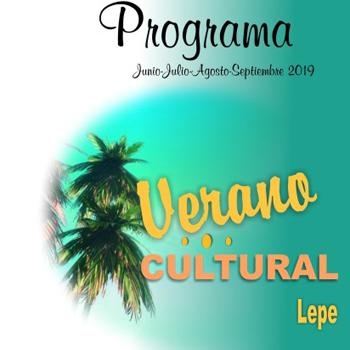 Programación cultural de verano en Lepe