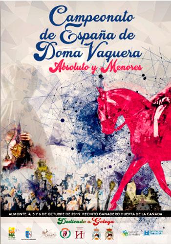 Campeonato de España de Doma Vaquera – Almonte 2019